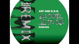 ANT and DDR - acid techno...all the time ( 2007 )