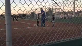 Roseville Pony League 2016 - Pirates First Game  (Created w