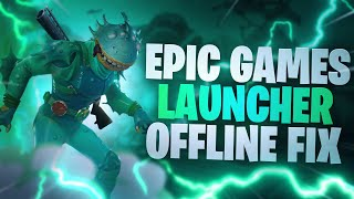 Epic games launcher white screen bug fixed 2019 100 working method