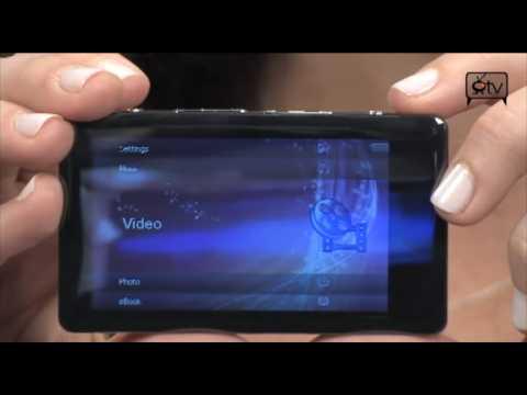 Mach Speed Trio-V430 4GB MP4/MP3 Player