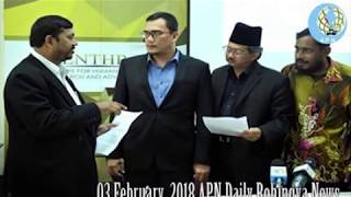 APN Daily Rohingya News Today 03 February 2018, Saturday