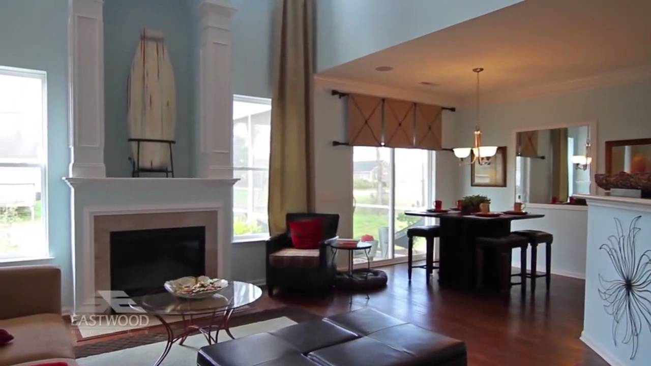 New Homes in Charleston SC The Edisto by Eastwood Homes YouTube – Charleston Homes Floor Plans
