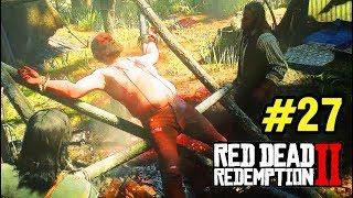 Red Dead Redemption 2 #27: THƯỞNG THỨC BBQ THỊT NGƯỜI =))))))))