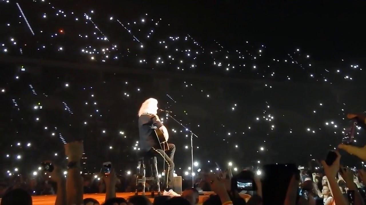Fan Akcje - Queen + Adam Lambert Łódż 2017 Polska