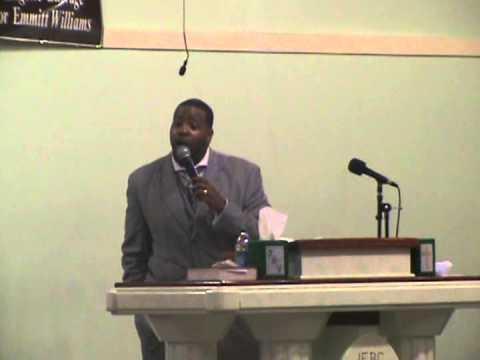Pastor Emmitt Williams III Storm Proof Part 3