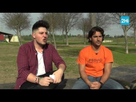 Entrevista2 con Alejandro Marín, bombero de Dos Hermanas y voluntario en Lesbos
