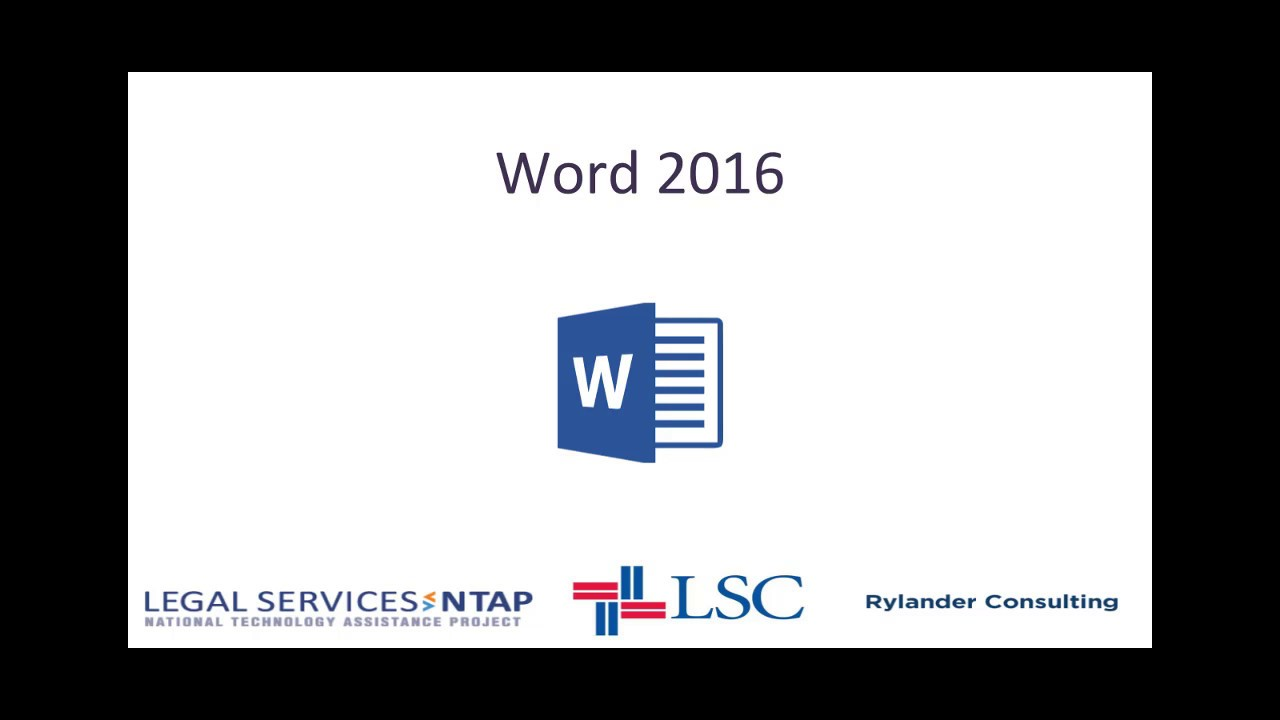 Tips and Tricks for Word 20