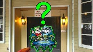 I Found A Hidden Room Inside Knoebels Haunted Mansion - 2017