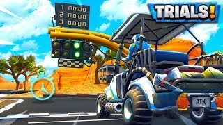 ALL 5 TIMED TRIAL LOCATIONS! Complete Timed Trials Challenge Guide! Fortnite Week 6 Season 5