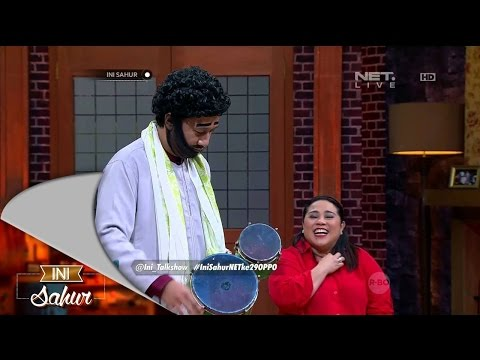 Ini Sahur NET 16 Juli 2015 Part 1/7 - Ge Pamungkas, Tara Basro, Eko Patrio & Stella Cornelia