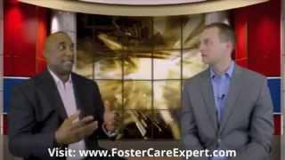 Best Foster Care & Inspirational Speaker Mark Anthony Garrett Speaks on College Funding 614 732 3568