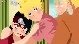 photo montage boruto X sarada love FR
