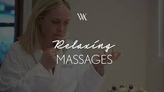Relaxing Massages at The Caledonian