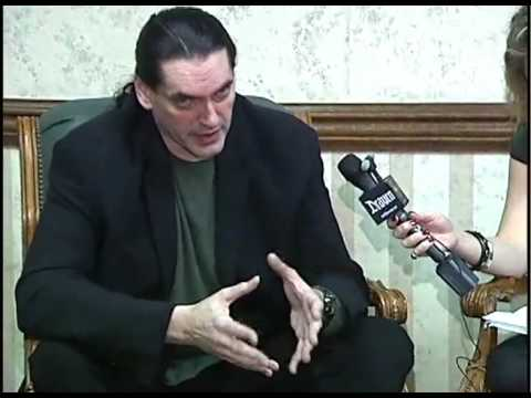 Peter Steele of Type O Negative interview with Full Metal Jackie (part 1)