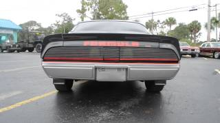 1979 Pontiac Firebird Formula classic cars for sale Stuart Florida 34997