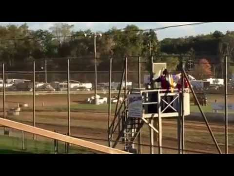 Rod jones #820 - mercer raceway park