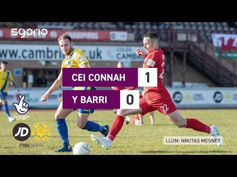 Connahs Q. Barry Goals And Highlights
