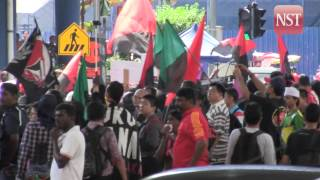 KL Anti-GST rally ticked off as illegal