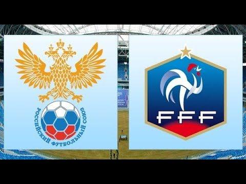 Russia Vs France Live