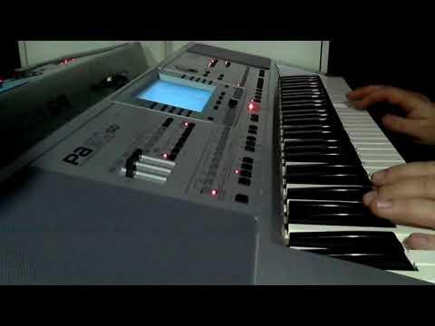 Попурри (Dans Mix) -  KORG PA 50 SD.