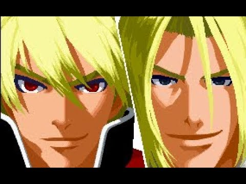 Garou Mark Of The Wolves Rock Howard Vs Terry Bogard Youtube Terry bogard is the brother of andy bogard. garou mark of the wolves rock howard vs terry bogard