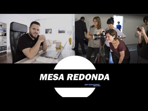 Mesa Redonda Con Núria Aguadé Y Edu López