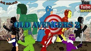 «Олд Мстители 2» YT SPOT (Рисуем мультфильмы 2)