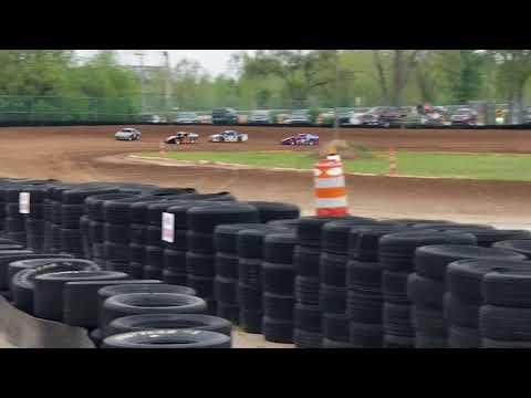 Jackson speedway outlaws heat #1 5/19/18