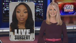 Woman's Cosmetic Breast Surgery Streamed LIVE by Dallas Plastic Surgeon Dr. Farah Khan