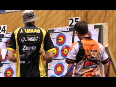 Dave Cousins at Kings of Archery 2015