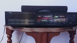 Yamaha tx-900 test