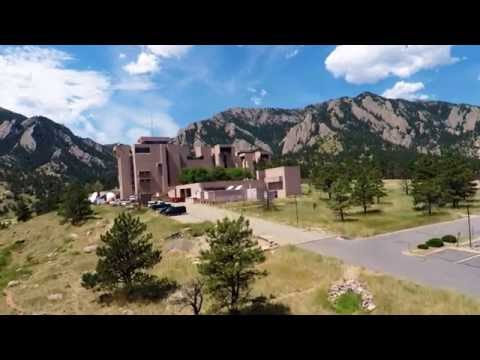 National Center for Atmospheric Research From a Quadcopter