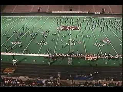 Mason High School Band 2001 - The Music of David Gillingham