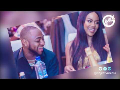How Davido and Chioma Were Adorned in Sierra Leone by Fans
