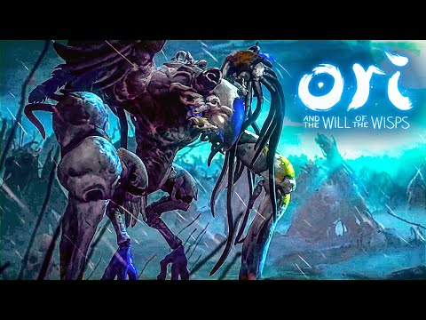 ORI AND THE WILL OF THE WISPS All Bosses/Boss Fights + Ending