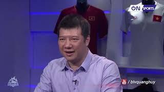 BLV Quang Huy chia sẻ bí quyết giữ được sự trẻ trung nhân sinh nhật thứ 45   BLV Quang Huy
