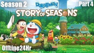 Doraemon Story of Seasons(SS2) - โนบิตะเดลิเวอรี่ # Part 4