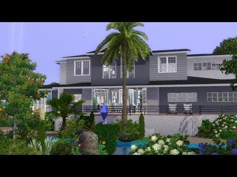 The Sims 3 House Building - Indigo Paradise | DutchSims 3 Master