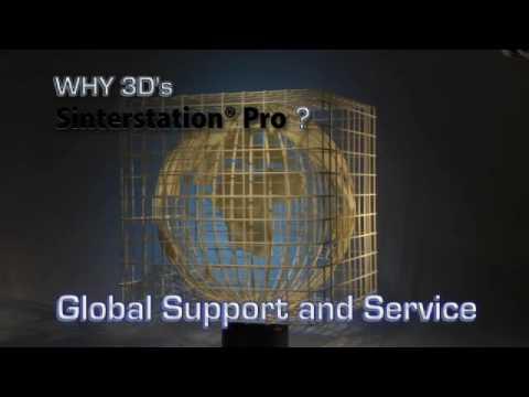 Sinterstation Pro SLS System from 3D Systems