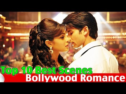 TOP 10 Bollywood Romance Scenes | Part 1 Romantic Love