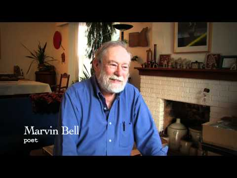 Writers On the Fly: Marvin Bell
