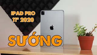 """Cảm nhận về iPad Pro 11"""" 2020 sau 3 ngày sử dụng - SƯỚNG!"""