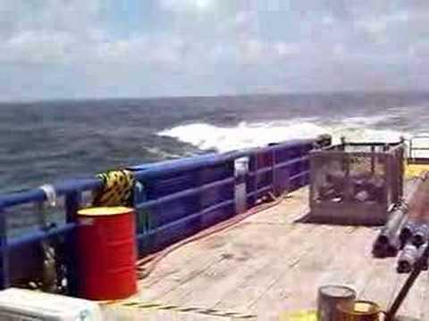 Offshore CrewBoat Ride in Gulf