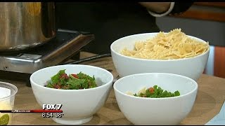 Cooking With Good Day Austin: Quick Italian Veggie And Pasta Soup