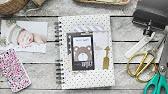 Фотоальбом+ дневник для беременной! - YouTube