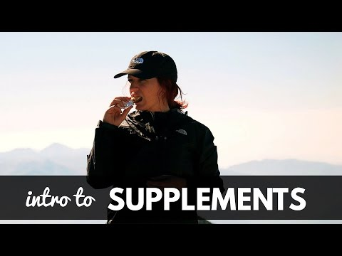Sports Nutrition: Introduction to Supplements
