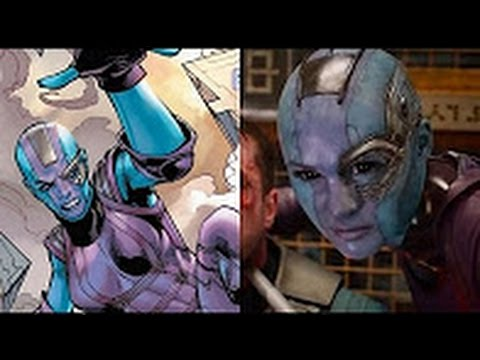 Guardians Of The Galaxy Prelude Review/Recap! Origins Of ...