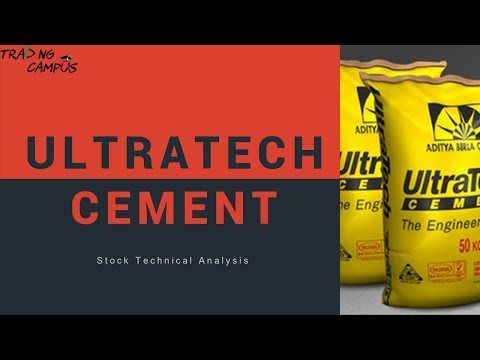 UltraTech Cement ( ULTRACEMCO ) Share Technical Analysis : 11 August 2017