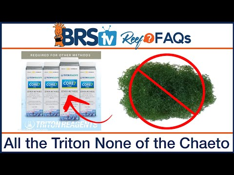 Triton Other Method- Skip the refugium, but use an advanced 4-part reef tank supplement? | Reef FAQs