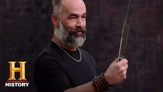 Forged In Fire: The Bladesmith Champions | Premieres April 11th 9/8c | History